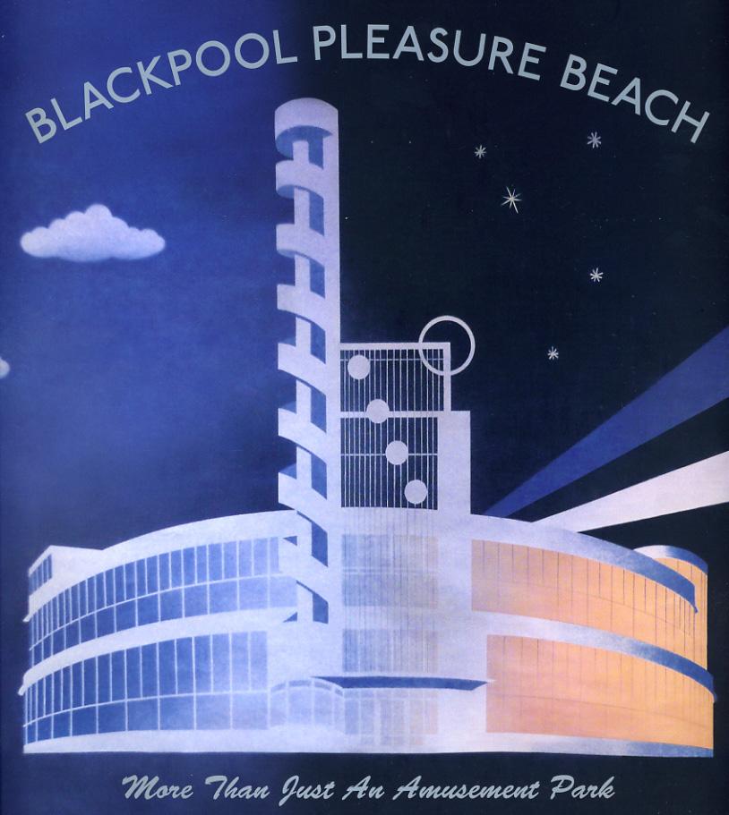 Blackpool pleasure beach number