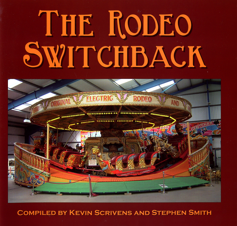 Rodeo coupon books
